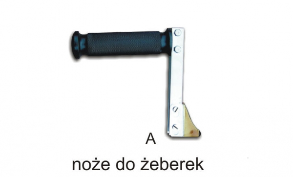 Noże do żeberek A