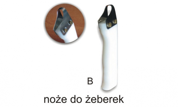 Noże do żeberek B